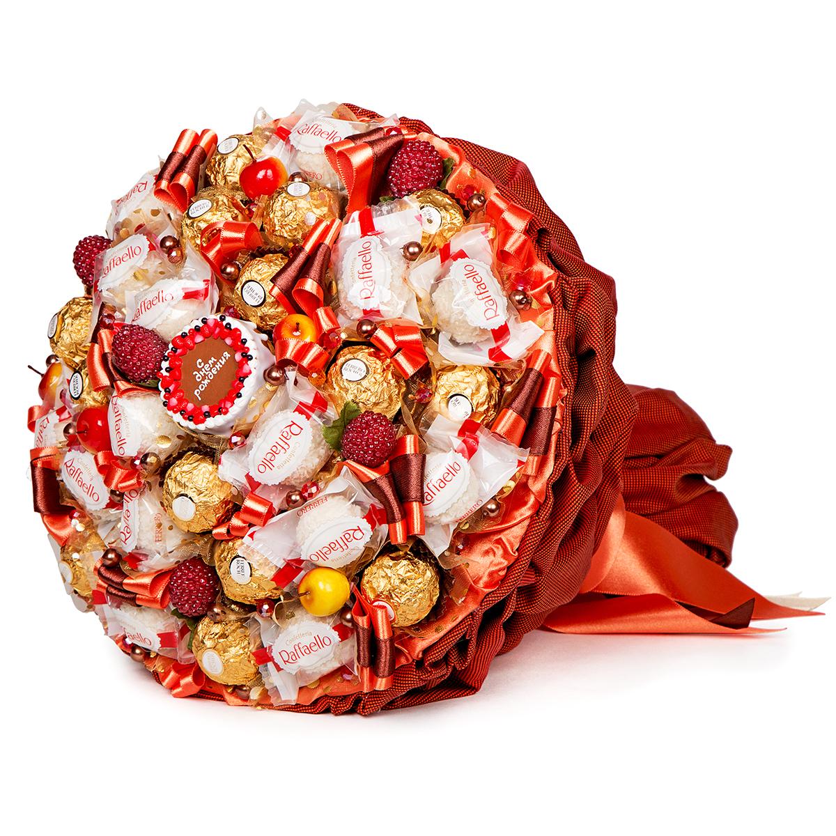 Ландышей, где купить каталог букетов из конфет